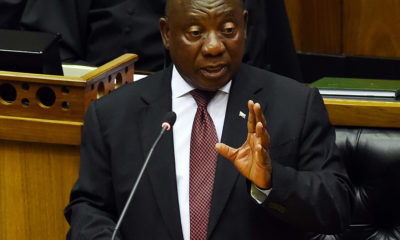 President Ramaphosa encourages global youth leaders