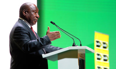 "Ramaphosa urges mining industry to ""show care"""