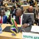 Ramaphosa attends AU summit in Addis