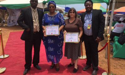 Sierra Leone new state-of-the-art TB lab to boost diagnostic and treatment capacity
