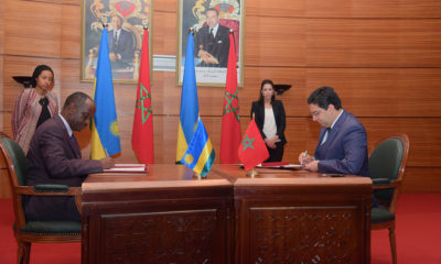 Rwanda and Morocco bilateral ties produce positive cooperation in various sectors
