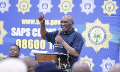 Police Minister Bheki Cele: Security cluster stands ready for 8 May elections