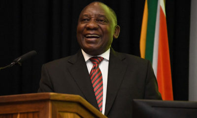 Ramaphosa says Nelson Mandela Bay is locked in a failing coalition