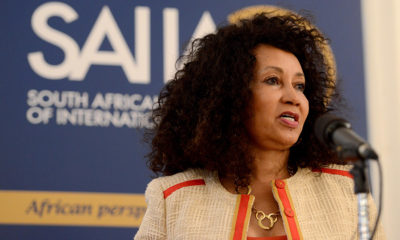 Lindiwe Sisulu warns that South Africa may face charges for xenophobic attacks