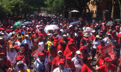 PSA signs SARS agreement, NEHAWU expected to follow suit