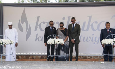 Rwanda genocide 25th-year anniversary: 100 days of mourning started on Sunday, 7 April