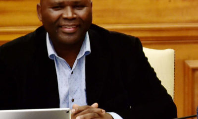 In conversation with Dr Fikeni: 'Incident indicative of the stresses and strains the ANC is going through'