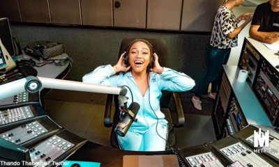 Thando Thabethe and MoFlava dupe listeners with April Fools' broadcast Thando Thabethe