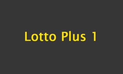 Lotto plus 1 payouts