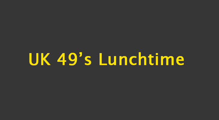 UK49s Lunchtime Results: Friday, 21 February 2020 - Political Analysis South Africa