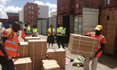 ACA in Kenya seizes illegal goods worth over 1 million dollars