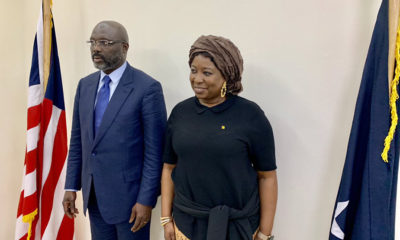 President Weah rallies cooperation and unity amongst MRU member states