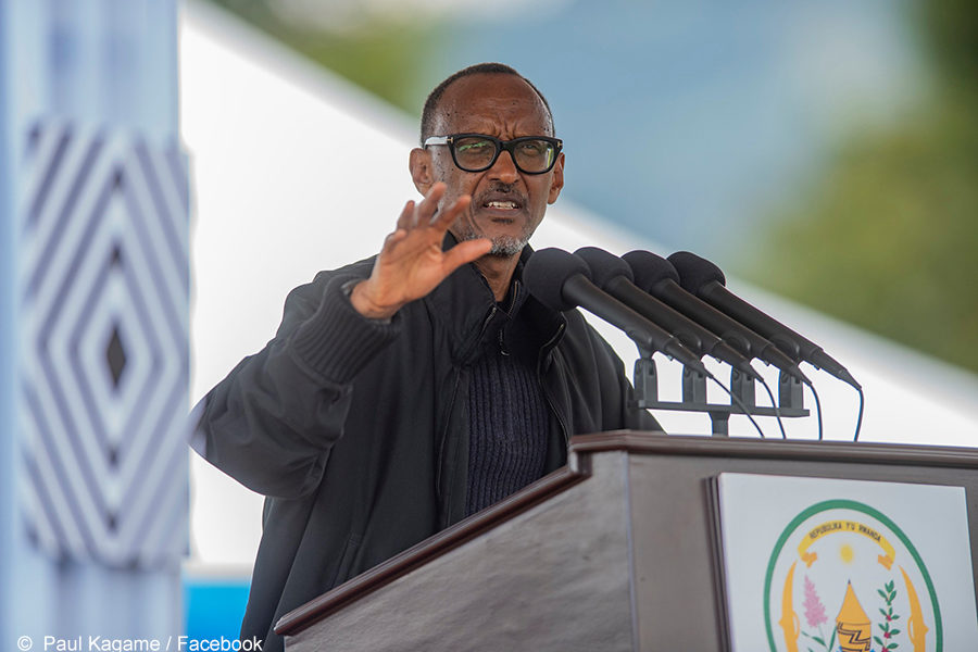 Rwanda's President Kagame meets visiting tennis star, Maria Sharapova - Political Analysis South Africa