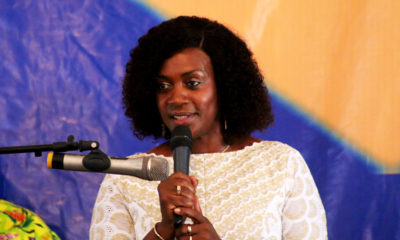 First Lady Weah reiterates women empowerment at She's You Movement launch