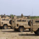 Nigeria army begins production of tactical weapons and vehicles