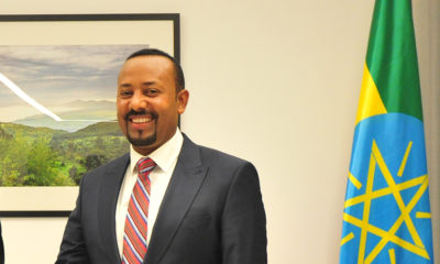 Ethiopian leader awarded 2019 Hessian Peace Prize