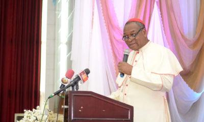 Cardinal Onaiyekan Foundation for Peace(COFP)