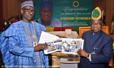NNPC's Kyari committed to reviving Nigeria's four petroleum refineries