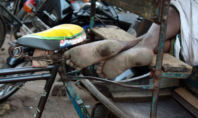 Liberia disadvantaged boys look to the streets for survival