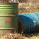petrol drums