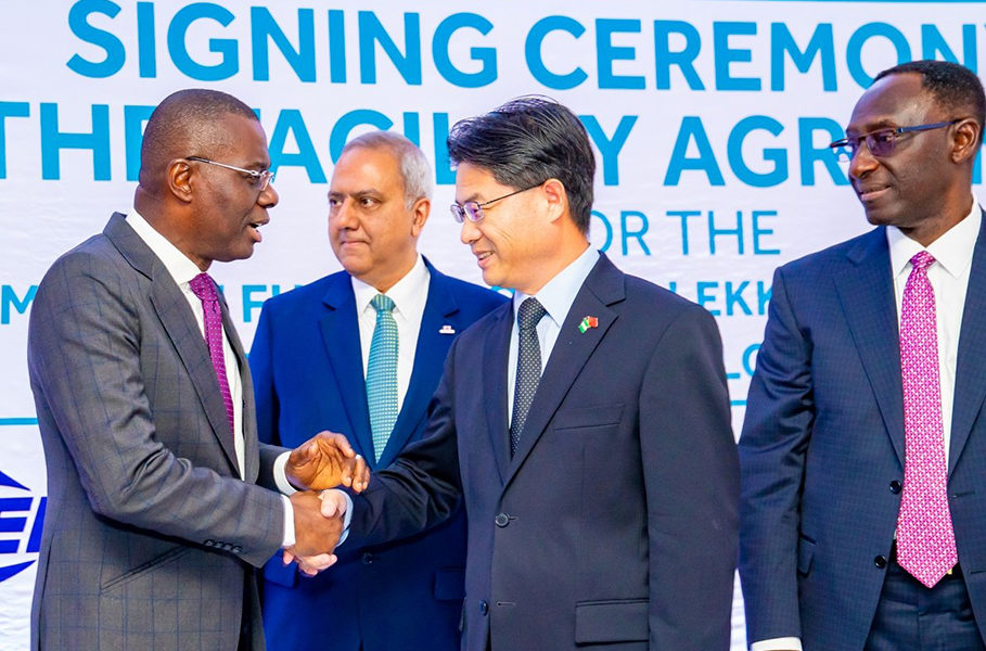 Lagos signs 629-million-dollar deal with China for Lekki Seaport construction - Political Analysis South Africa